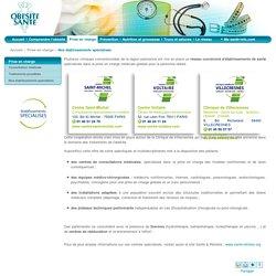 Centres nutrition Ile de France - Obésité-Santé