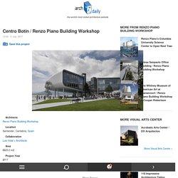 Centro Botín / Renzo Piano Building Workshop