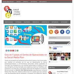 El Centro de Operaciones de tu Social Media Plan en 5 pasos