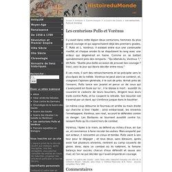 Les centurions Pullo et Vorénus - Histoire du Monde