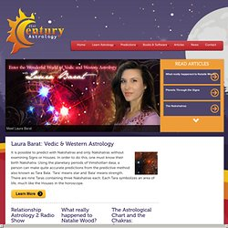 Enter the Wonderful World of Vedic and Western Astrology
