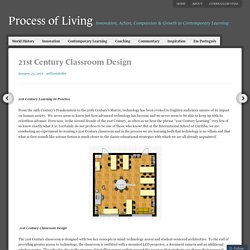 21st Century Classroom Design