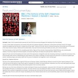 Watch Century of Self: Episode 1 Online - FreeDocumentaries.Org