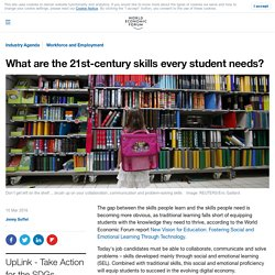 What are the 21st-century skills every student needs?