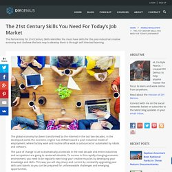 The 21st Century Skills You Need For Today's Job Market