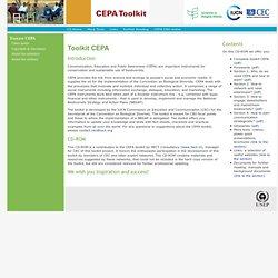 CEPA Toolkit