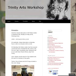 Trinity Arts Workshop