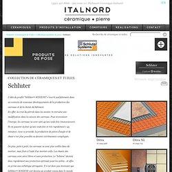 Céramique Italnord - produits de pose Acc. d'installation