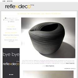 Le Design de céramiques par Nadia Pignatone