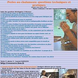 CERAVERRE: Questions frequentes sur les Perles filees au chalumeau