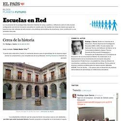 Cerca de la historia >> Escuelas en Red