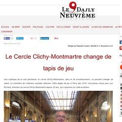 Le Cercle Clichy-Montmartre : Luc Richard