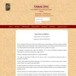 Los tres cerditos - Anónimo: Cuentos folclóricos