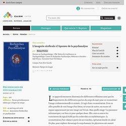L'imagerie cérébrale à l'épreuve de la psychanalyse