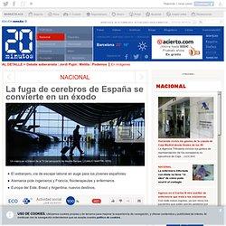 La fuga de cerebros de España se convierte en un éxodo