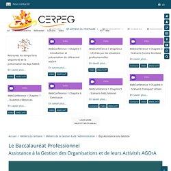 CERPEG - Bcp Assistant à la Gestion