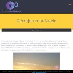 Cerrajeros La Nucia