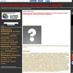 BLACK HILLS: UNE CERTAINE VISION DE L'AMERIQUE... DU MONT RUSHMORE A CRAZY HORSE MEMORIAL...ENTRE TRADITIONS ET MODERNITE... - SITE INTERNET POUR LES DROITS DE L'HOMME