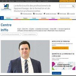 «Une bonne ingénierie de certification commence d'abord par une fine analyse du travail» (Mikaël Charbit, France compétences)