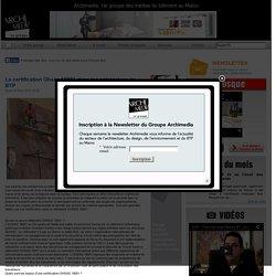 La certification Ohsas 18001 dans les entreprises de BTP