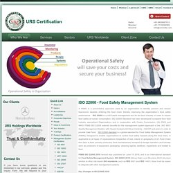 ISO 22000 Certification - Food Safety Management system - FSMS Standard