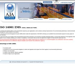ISO 14001 Auditor Certification – Know ISO 14001 Certification Process