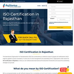 Get ISO 50001 for your business in Rajasthan