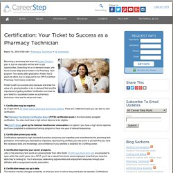 5 Benefits of Getting Certified for Jobs that Are In-Demand