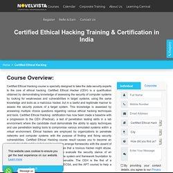 CEH Certification-NovelVista Offering Upto 30% Discount On Training