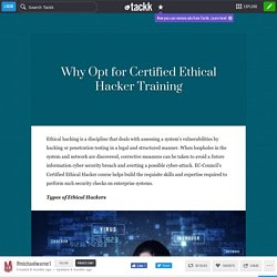 Certified Ethical Hacker Training - Koenig Solutions