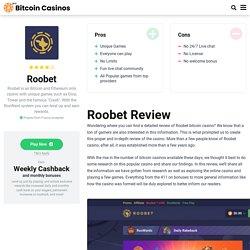 Roobet Review 2020