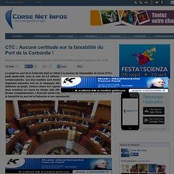 26/09/2014 Le point à la CTC