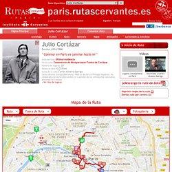 La ruta de Cortázar en París