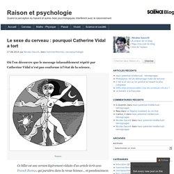 Le sexe du cerveau : pourquoi Catherine Vidal a tort