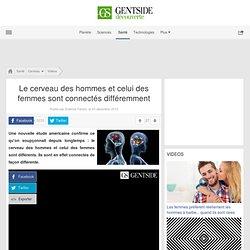 Le cerveau des hommes et celui des femmes sont connectés différemment