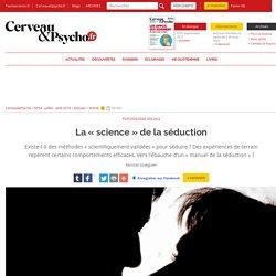 La « science » de la séduction
