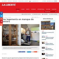 Région de Fribourg - Ces logements en manque de seniors - 02/12/16