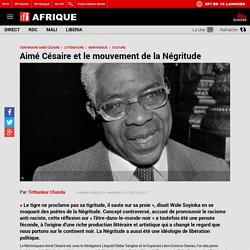 Aimé Césaire et le mouvement de la Négritude