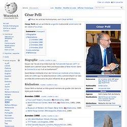 César Pelli - Wikipédia - Waterfox