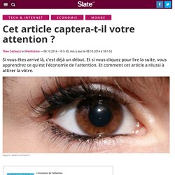 Cet article captera-t-il votre attention
