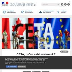 CETA, qu'en est-il vraiment ?