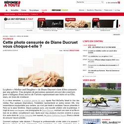 Cette photo censurée de Diane Ducruet vous choque-t-elle?