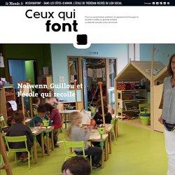 #CeuxQuiFont : Dans les Côtes-d'Armor, l'école de Trébédan recrée du lien social