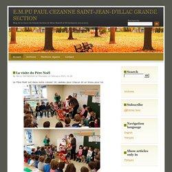 E.M.PU PAUL CEZANNE SAINT-JEAN-D'ILLAC GRANDE SECTION