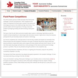 CFPA - Fluid Power Competitions