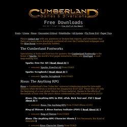 CG&D Free Downloads