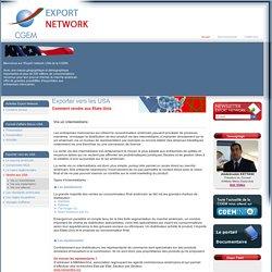 .: CGEM Export Network :.