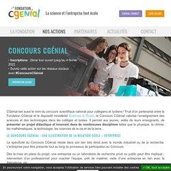 Cgénial - Concours CGénial