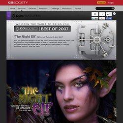 Blizzard's Warcraft - The Night Elf