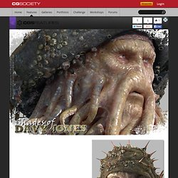 Shades of Davy Jones